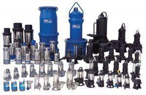 HCP Submersible Pumps