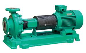 Wilo NL Base Mount End Suction Pump